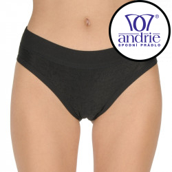 Dámské kalhotky Andrie černé (PS 2811 A)