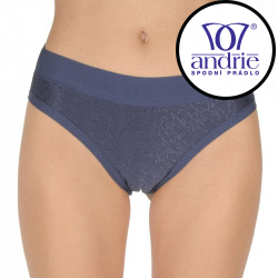 Dámské kalhotky Andrie tmavě modré (PS 2811 D)