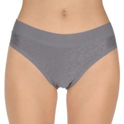 Dámské kalhotky Andrie šedé (PS 2811 E)