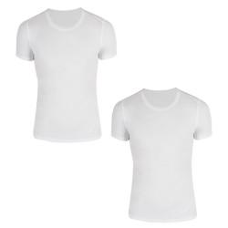 2PACK pánské tričko S.Oliver Round-neck bílé (172.11.899.12.130.0100)