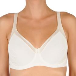 Dámská podprsenka DIM s kosticemi smetanová (DI004D62-NACRE)