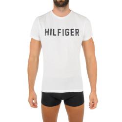 Pánské tričko Tommy Hilfiger bílé (UM0UM02011 YBR)