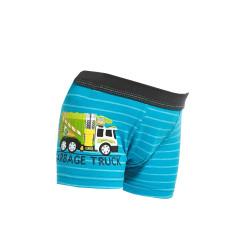 Dětské boxerky Cornette Kids modré (701/66)