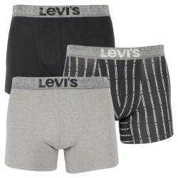 3PACK pánské boxerky Levis vícebarevné (701203917 001)