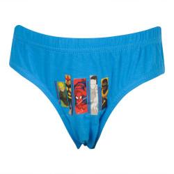 Chlapecké slipy E plus M Spiderman modré (SPS-B)
