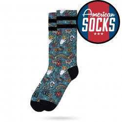 Ponožky American Socks Lowlife (AS122)