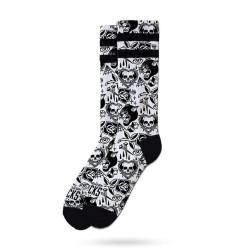 Ponožky American Socks Tooth n Nail (AS125)