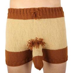 Ručně pletené trenky Infantia (PLET292)