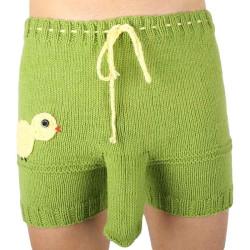 Ručně pletené trenky Infantia (PLET299)