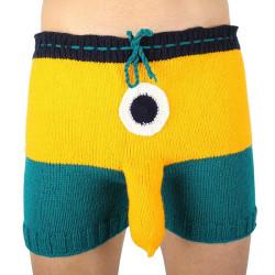 Ručně pletené trenky Infantia (PLET300)