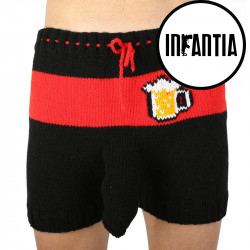 Ručně pletené trenky Infantia (PLET302)